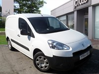 Used Peugeot Partner L1 850 HDi 92 Professional