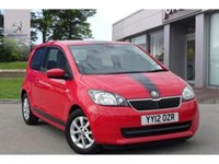 Used Skoda Citigo MPI (60PS) SE Green Tech*Only 1 Owner*