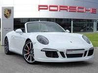 Used Porsche 911 991 C4S Cab - HUGE SPEC 2014/14