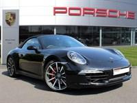 Used Porsche 911 C4S CAB - HUGE SPEC 2YR PORSCHE WARRANTY