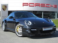 Used Porsche 911 Turbo S (530BHP) - HUGE SPEC SUNROOF PORSCHE WARRANTY