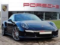 Used Porsche 911 991 Turbo - HUGE SPEC LOW MILEAGE