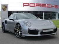 Used Porsche 911 991 Turbo S GT Silver - HUGE SPEC
