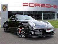 Used Porsche 911 997 TURBO PDK + SPORT CHRONO