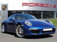 Used Porsche 911 C2S 7 Speed Manual - 2 Year Porsche Warranty
