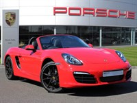 Used Porsche Boxster PDK - HUGE SPEC 2015 LOW MILEAGE