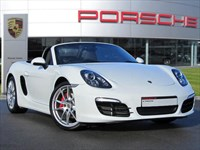 Used Porsche Boxster New Model Boxster S - PDK Low Mileage
