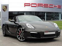 Used Porsche Boxster S PDK - HUGE SPEC LOW MILEAGE