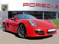Used Porsche Boxster PDK - HUGE SPEC LOW MILEAGE