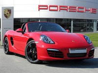 Used Porsche Boxster 981 PDK - HUGE SPEC 2014/14