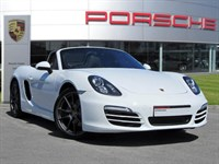 Used Porsche Boxster MANUAL - 2014/14 HUGE SPEC DELIVERY MILEAGE