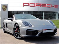 Used Porsche Boxster GTS - HUGE SPEC LOW MILEAGE