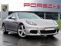Used Porsche Panamera E-HYBRID - HUGE SPEC LOW MILEAGE