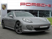 Used Porsche Panamera 4S - Huge Spec BOSE Sunroof Turbo II wheels
