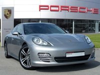Used Porsche Panamera 4S - HUGE SPEC 2 YEAR WARRANTY
