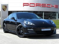 Used Porsche Panamera 4 V6 - HUGE SPEC 4WD 2YR WARRANTY
