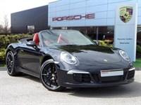 Used Porsche 911 Cabriolet Huge Spec
