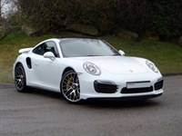 Used Porsche 911 991 TURBO S - ONLY 411 MILES
