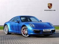 Used Porsche 911 BOSE, PDCC, SPORTS EXHAUST, SPORT CRONO