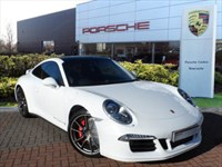 Used Porsche 911 PDK, VAT Qualifying