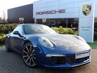 Used Porsche 911 PDK Aerokit