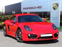 Used Porsche Cayman PDK VAT Qualifying