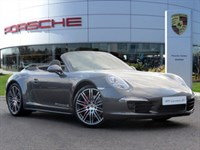 Used Porsche 911 PDK, Turbo Wheels with Individual Specification