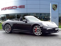 Used Porsche 911 Cabriolet 50 Years Edition Options