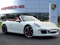 Used Porsche 911 PDK, SportDesign Front Apron