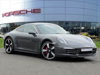 Used Porsche 911 50 Years Anniversary Edition