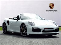 Used Porsche 911 Turbo S Cabriolet