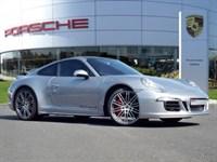 Used Porsche 911 SportDesign Package