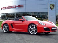 Used Porsche Boxster Manual, Sat Nav, BOSE
