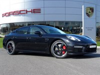 Used Porsche Panamera Turbo Huge Spec