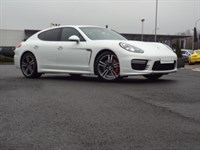 Used Porsche Panamera Turbo