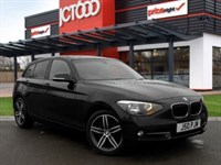 Used BMW 118i 1-series Sport Turbo 1.6 5 Door