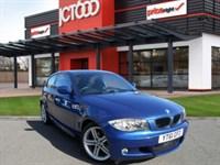 Used BMW 118i 1 SERIES M Sport 3 Door *Prof SAT NAV*