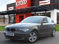 Used BMW 120d 1-series SE