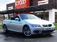 Used BMW 320d 3 SERIES M Sport 2 Door *Memory Seat*
