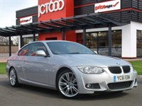 Used BMW 320i 3-series  M Sport 2dr Step Auto*Media Pack*