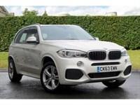Used BMW X5 TD (258bhp) 4X4 xDrive30d M Sport*7 Seats, Pro Nav*