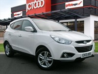 Used Hyundai ix35 Premium crdi Media Pack 0% Finance available on this car