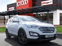 Used Hyundai Santa Fe CRDi Premium Auto *7 Seats*