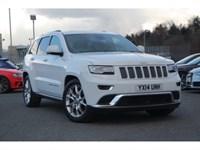 Used Jeep Grand Cherokee Summit CRD *New Model* *Huge Savings*