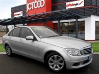 Used Mercedes C200 C-Class CDI BlueEFFICIENCY SE 4 Door Auto **Parktronic**