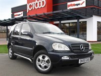 Used Mercedes ML270 M-Class CDI 4X4 5 SEATS **FANTASTIC CONDITION!**