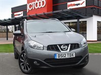 Used Nissan Qashqai+2 dCi N-Tec+ 5dr 4WD [Start Stop]