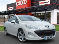 Used Peugeot 308 1.6i 150ps GT 2 Door Cabrio