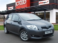 Used Toyota Auris TR 5 Door Manual
