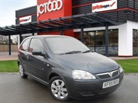 Used Vauxhall Corsa SXi 3 DOOR